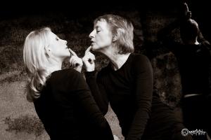 Geschlossene Gesellschaft - Ich bin dein Spiegel! Foto: Anders Balari