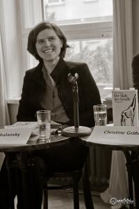 Judith Schalansky liebt die Recherche. Foto: Anders Balari