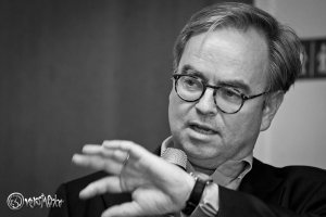 Dr. Walter Scheuerl (Landtagsabgeordneter CDU). Foto: Anders Balari