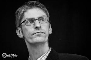 Hansjörg Schmidt blickt in die Zukunft. Foto: Anders Balari