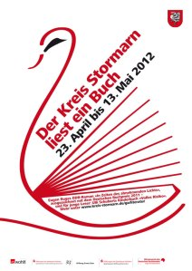 Der Kreis Stormarn liest ein Buch 2012