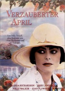 "Rezension zu Elizabeth von Arnims Roman ""Verzauberter April"" und der gleichnamigen Verfilmung von Mike Newell"