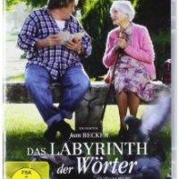 """Rezension zu Marie-Sabine Rogers Roman """"Das Labyrinth der Wörter"""" und der gleichnamigen Verfilmung mit Gérard Depardieu"""