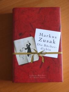 """""""Die Bücherdiebin"""" Markus Zusak"""
