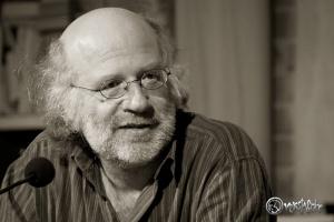 Ein Autor mit viel Liebe zu seinen Figuren: Frank Schulz. Foto: Anders Balari